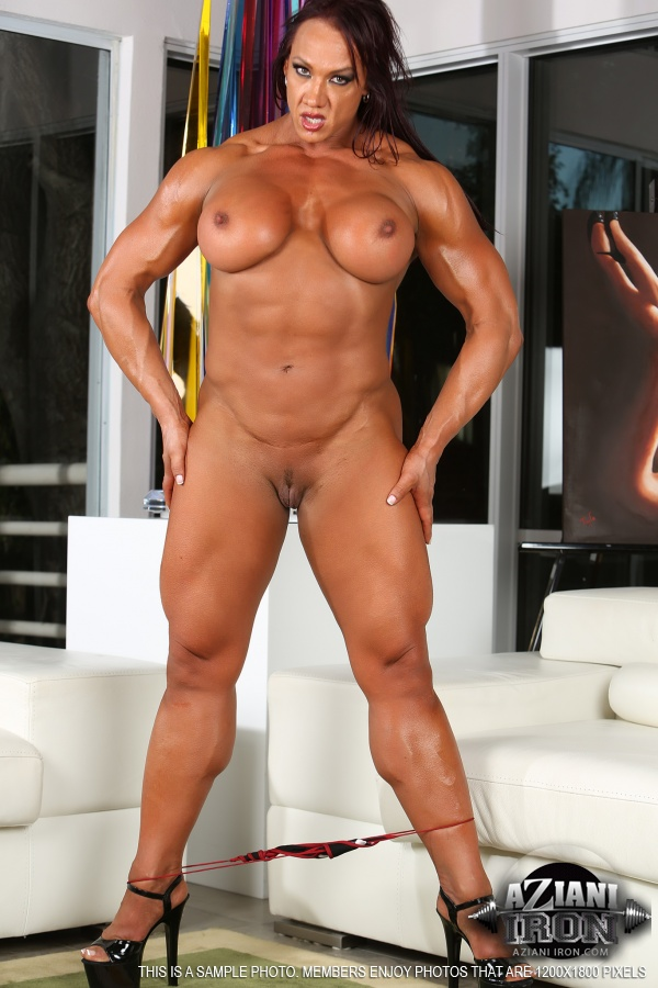 Know, how Naked female latin bodybuilder are not