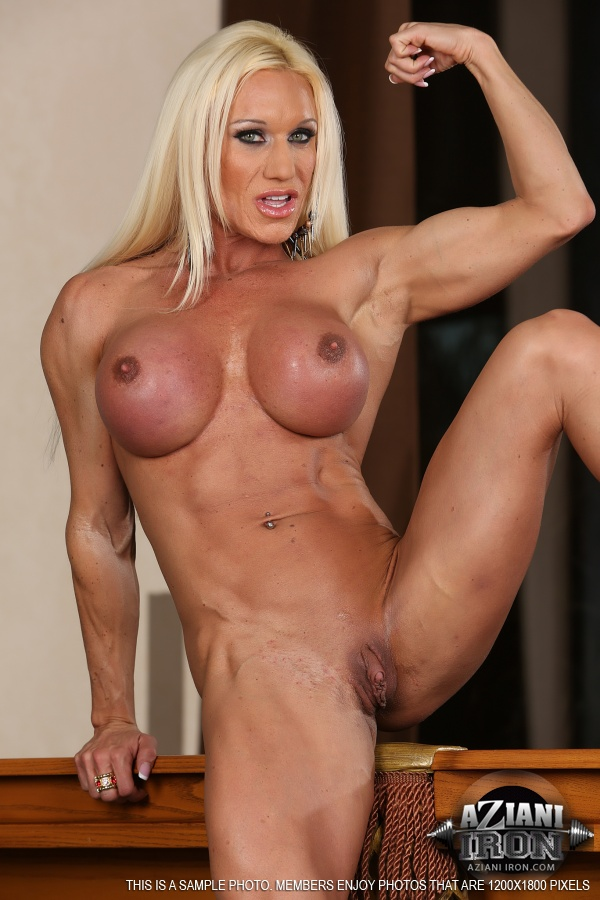 Idea Absolutely porn female bodybuilder clit