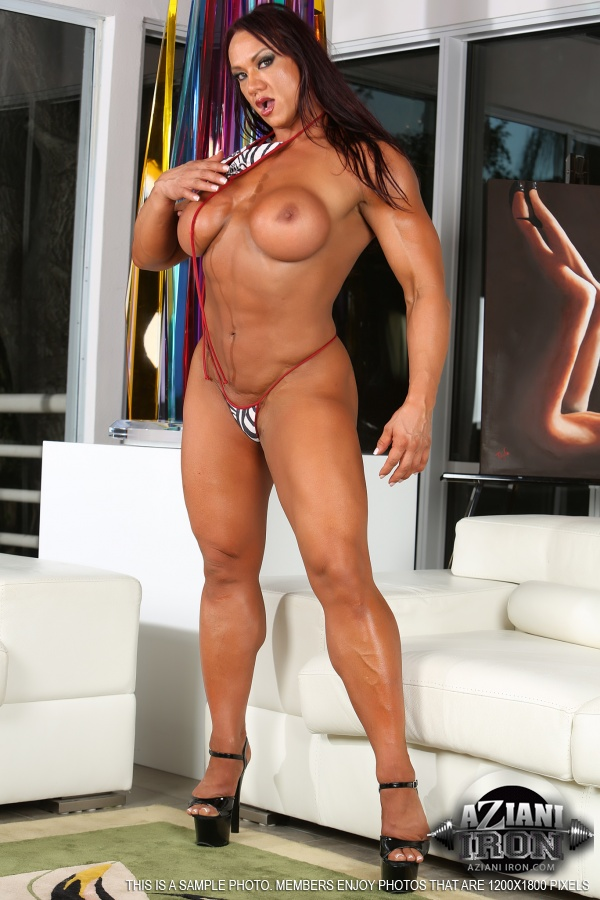 Frankly, you PHOTO FEMALE BODYBUILDER NUDE