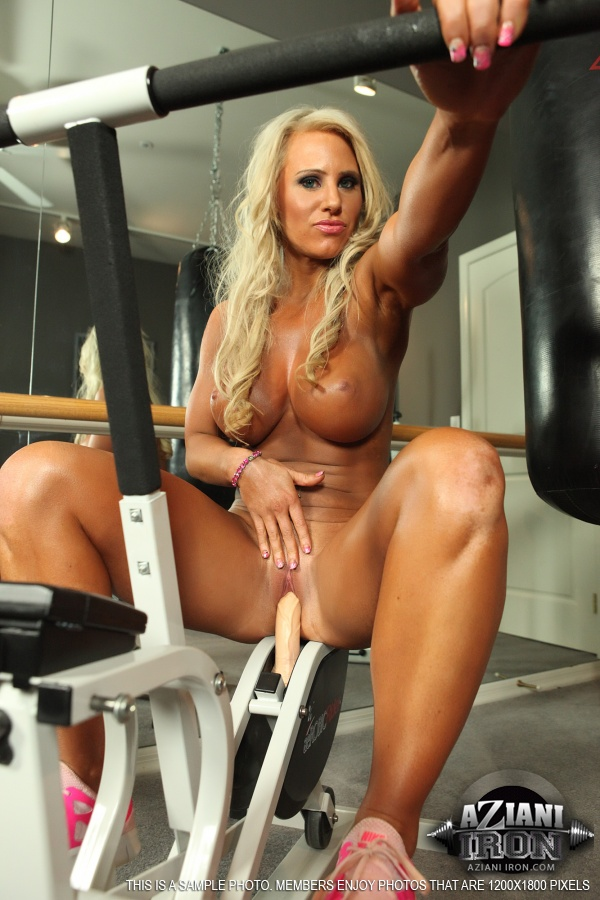 image Denise masino shorts 4 my slave video female bodybuilder